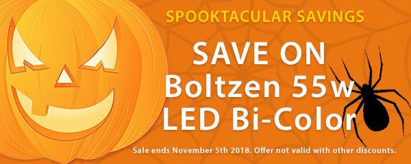 CAME-TV Spooktacular Savings Boltzen