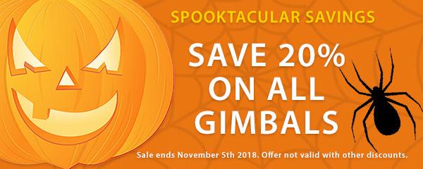 CAME-TV Spooktacular Savings