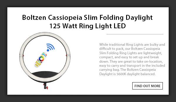 Cassiopeia Ring Light Daylight