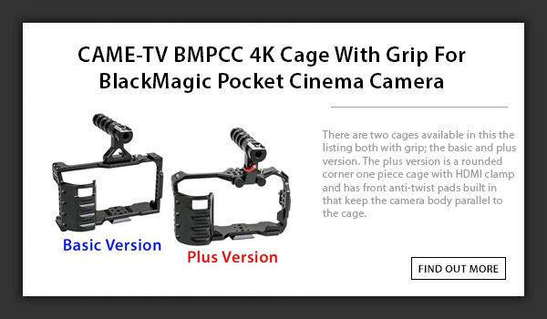 bmpcc 4k cage grip