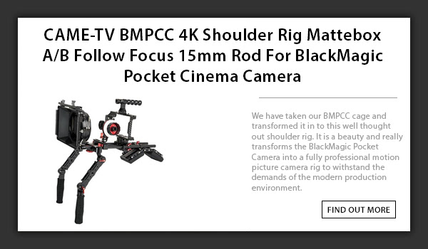 bmpcc 4k shoulder rig