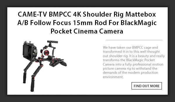 bmpcc 4k shoulder rig