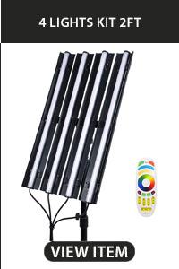 4 Lights Kit 2ft