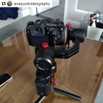 INSTAGRAM: @anaquodvideography shared this pic of his #Cametv #Optimus #Gimbal paired with the #Panasonic #GH5! #Optimusgimbal #optimussnap3 #camegimbalsnap5 #panasonicgh5 #gh5s #3axisgimbal