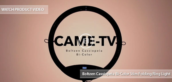 CTV Bi-Color Ringlight