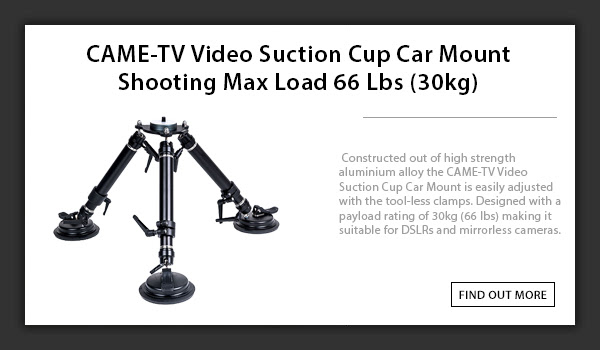 CTV Suction Cup