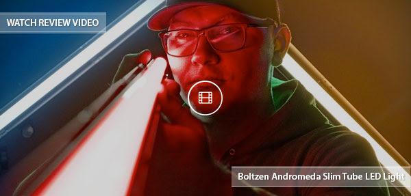 Boltzen Andromeda Light Review
