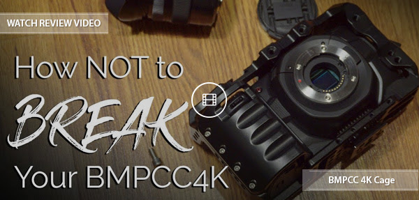 CTV BMPCC4K Cage Video