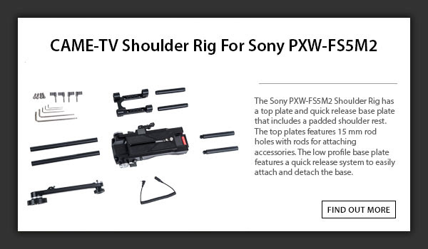 CTV Sony PXW FS5M2