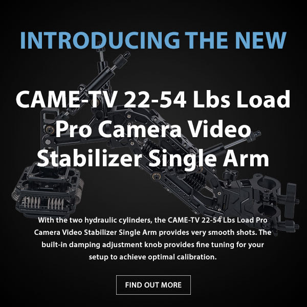 CTV Stabilizer Single Arm
