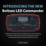 CAME-TV – New Boltzen LED Commander Remote
