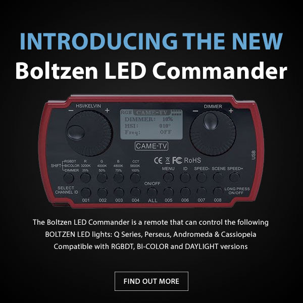 CAME-TV Boltzen LED Commander