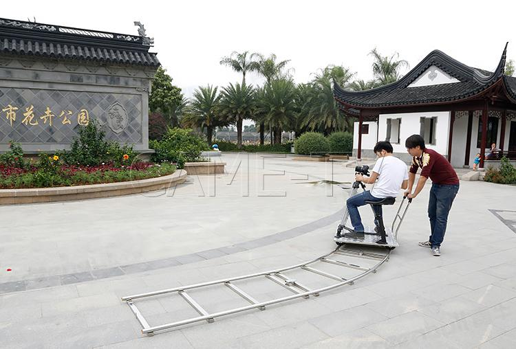 CAME-TV Floor Dolly