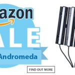 CAME-TV - Amazon Sale - Andromeda Slim Tube Lights!