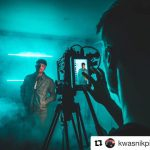 INSTAGRAM: Another cool #bts pic of @kwasnikpictures using our #Cametv #Andromeda #LED Slim #TubeLights on set!  #ledlight #boltzen #andromedalight #cametvlight #boltzensnap1 #onset