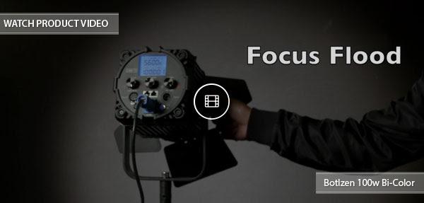 CAME-TV Boltzen 100w Product Video