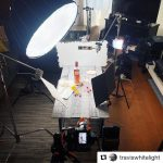 INSTAGRAM:  Our #Cametv #Boltzen 55w #LED #Fresnel #Lights are a great portable lighting solution and can be powered with Sony NP style batteries! Pic by: liteswitchtv - thank you for the support! #ledfresnel #fresnellight #ledlight