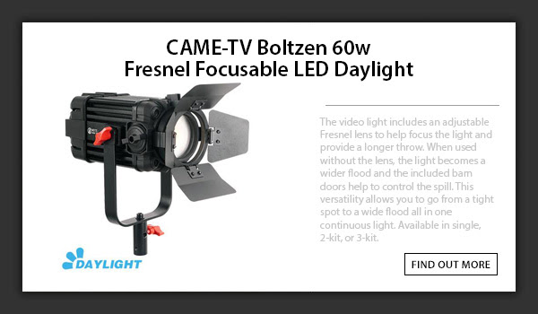 CAME-TV Boltzen 60w Sale