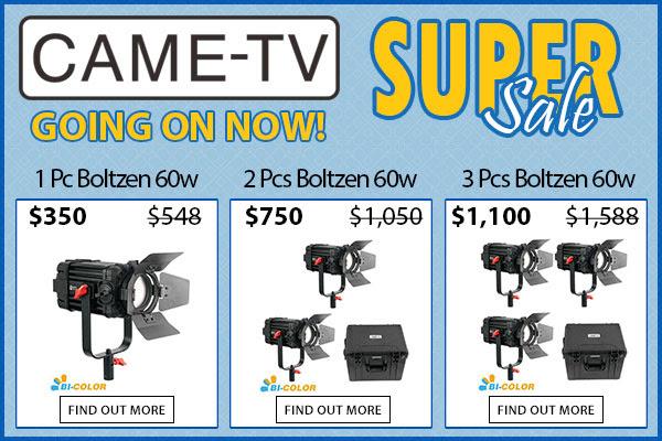 CAME-TV Boltzen 60w Sale