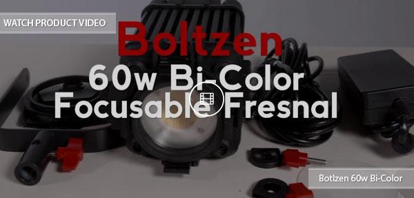 CAME-TV Boltzen 60w product video