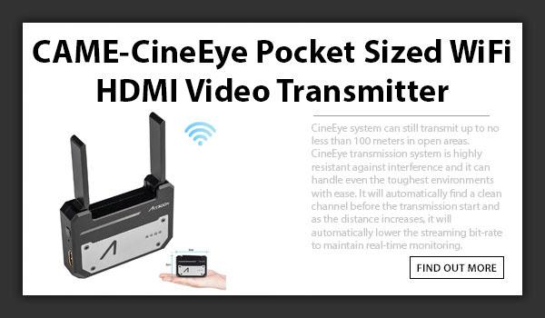 CAME-TV CineEye WiFi Wireless Transmitter
