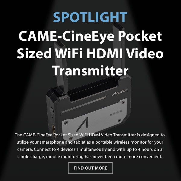 CAME-TV CineEye Wireless Transmitter