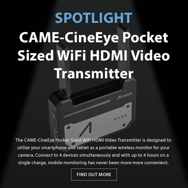 CAME-TV CineEye Wireless Transmitter