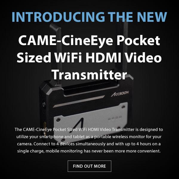 CAME-TV CineEye
