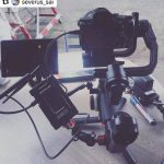 INSTAGRAM: Check out this gimbal setup that @severus_sai used on a shoot with our CAME-TV Crystal-800! Thanks for the support! ・・・ #sonya7iii #crane3 #cametv #commercial #sigma #smalllcd #adv #sony #shooting #followfocus #zhiyuncrane #camerasetups #freeworldmonitor #freeworld #wireless #transmitter #crystal800 #wirelesstransmitter #gimbal