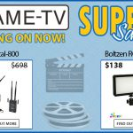 CAME-TV - Super Sale, Final Days!