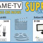 CAME-TV - Super Sale, Final Days!