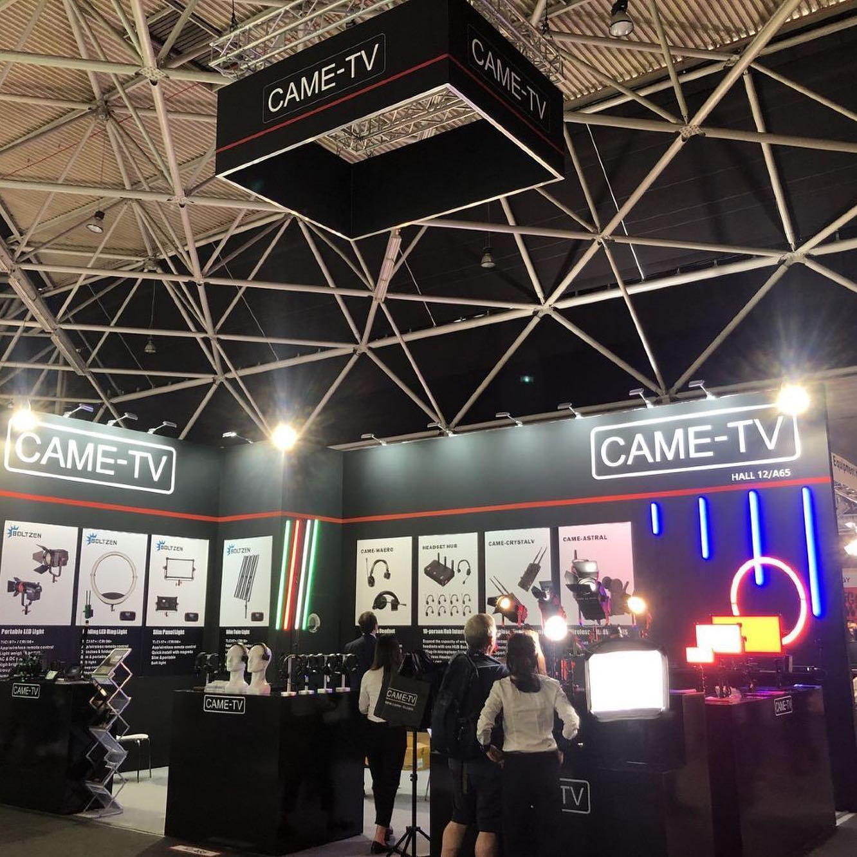 CAME-TV IBC 2019
