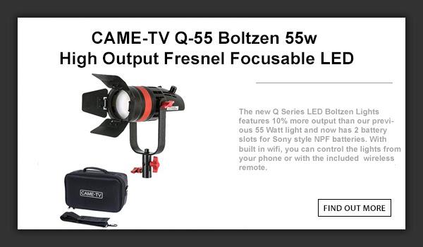 CAME-TV Q55 Boltzen