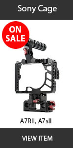 CAME-TV Sony Cage A7
