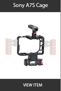 ctv sony a7s cage