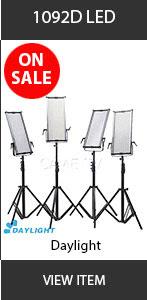 CAME-TV 1092D LED Daylight_4 kit