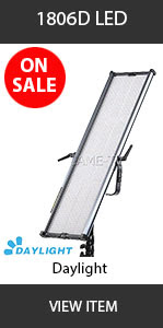 CAME-TV 1806D LED Daylight