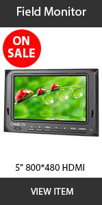 CAME-TV 5inch field monitor