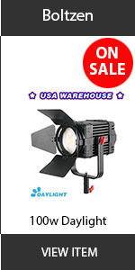 Boltzen 100w Daylight USA Warehouse Sale