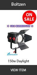 Boltzen 150w Daylight USA Warehouse Sale