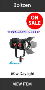 Boltzen 60w Daylight USA Warehouse Sale