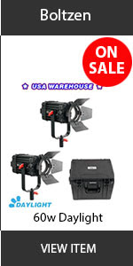 Boltzen 60w set Daylight USA Warehouse Sale