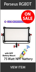 CAME-TV Perseus RGBDT NPF Sale