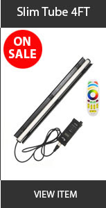 Andromeda Slim Tube 4ft