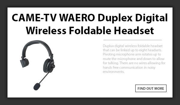 CTV Waero Duplex Headset