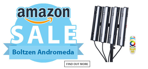 Amazon CAME-TV Andromeda Sale