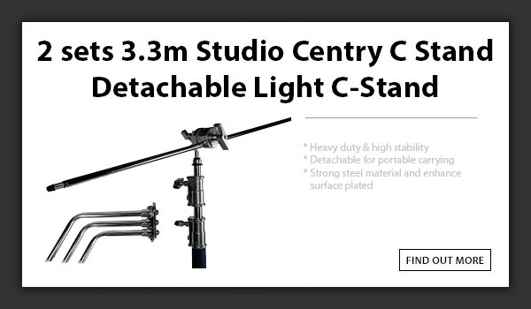 C-Stands CAME-TV