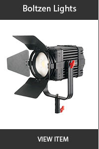 CAME-TV Boltzen Lights