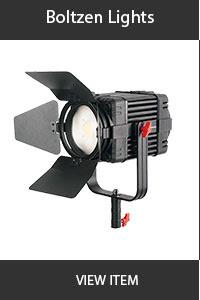 CAME-TV Boltzen Lights