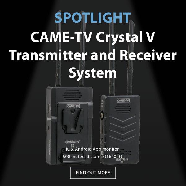 CAME-TV Crystal-V Wireless Transmitter